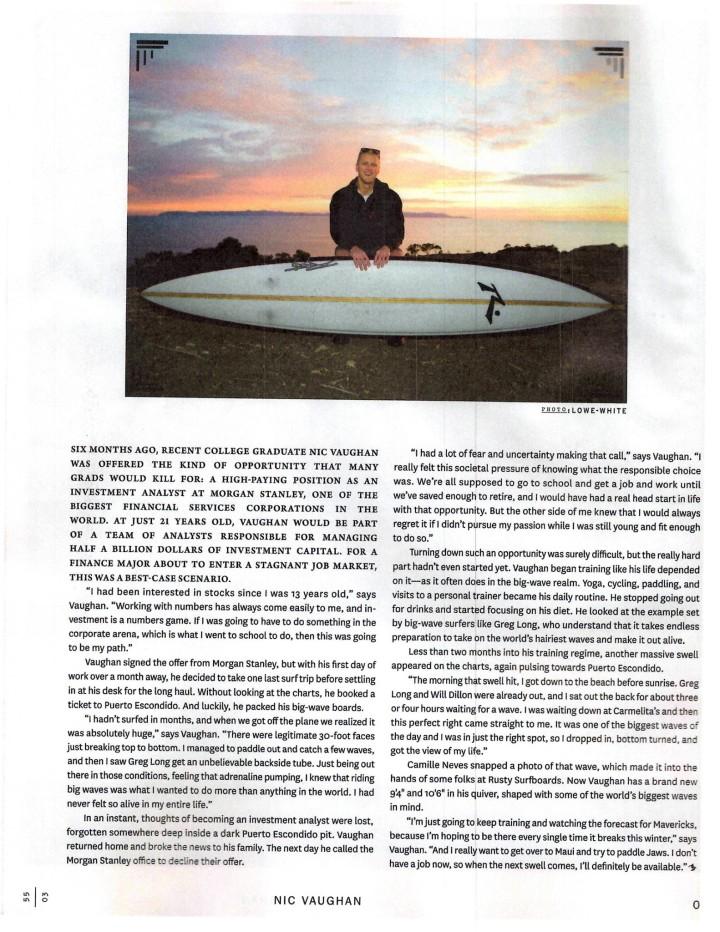 Surfer Mag Profile 4