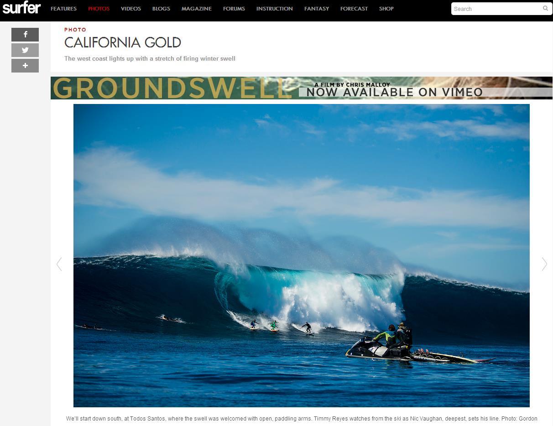 Surfer Mag Todos Drop 2014
