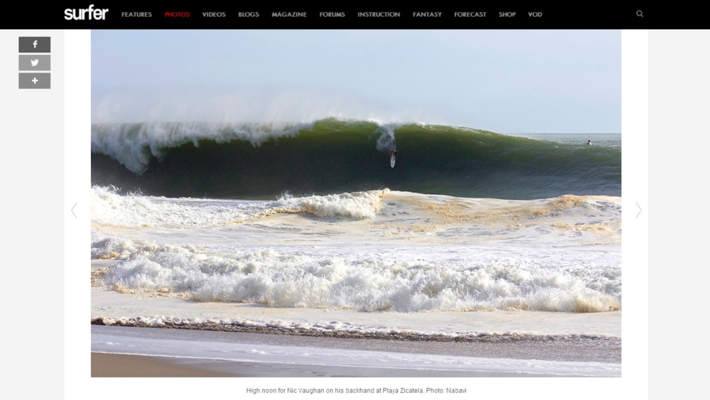 SurferMag.com Gallery Puerto July 2014