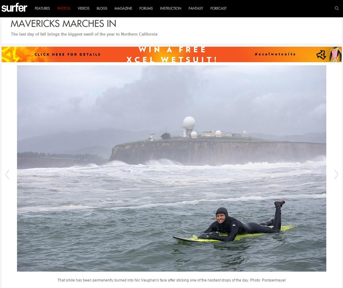 SurferMag.com Mavericks Gallery 3 - Decmber 20, 2014