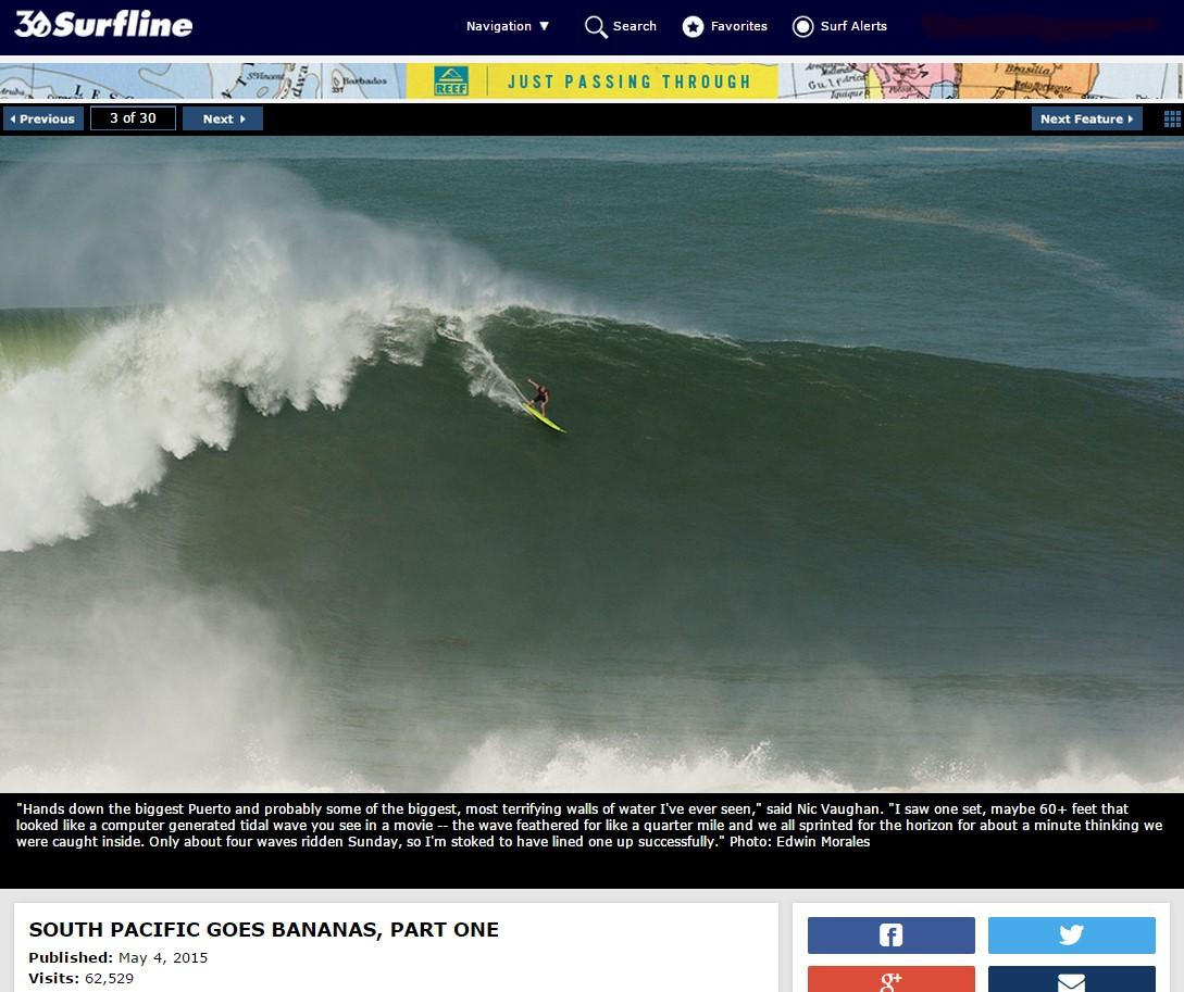 Surfline Gallery Puerto May 3 2015