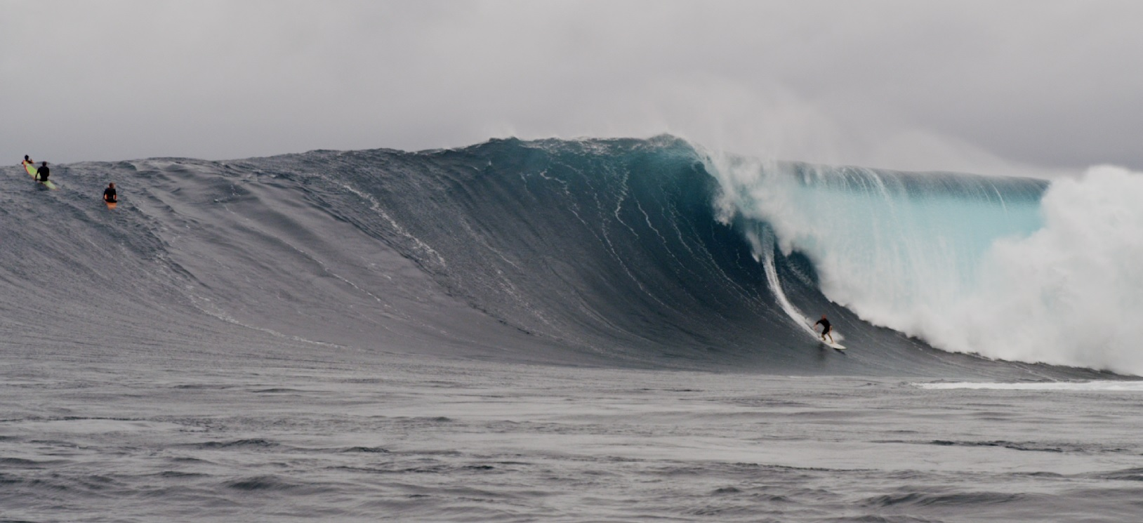 Nic Vaughan - Jaws - March 2, 2014 - Photo Larry Haynes